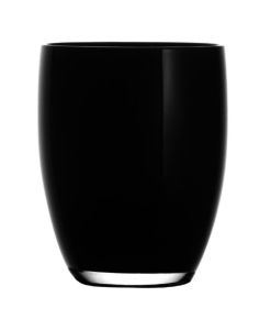 Allegro Black tumbler 29cl CASE QTY 6