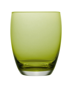 Allegro Apple green tumbler 29cl CASE QTY 6