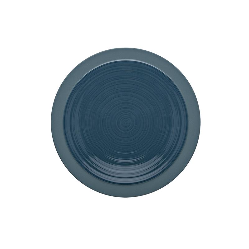 Bahia Blue Stone Round Dinner Plate 23cm / 9 1/16\  - Case Qty  sc 1 st  Bentons & Bahia Blue Stone Round Dinner Plate 23cm / 9 1/16\